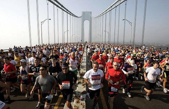 marathon new york