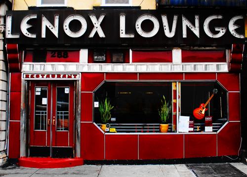 Le Lenox Lounge