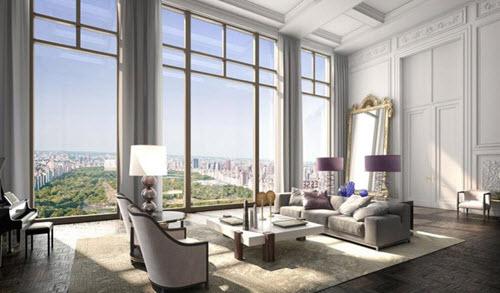logement de rêve à New York