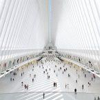 Découvrez la magnifique gare Oculus et son centre commercial à New York
