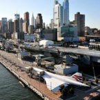 Découvrez l'Intrepid Sea-Air-Space Museum de New York