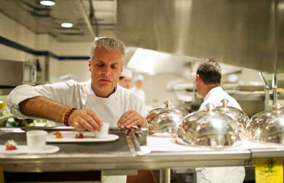 Notre guide du restaurant Le Bernardin à New York