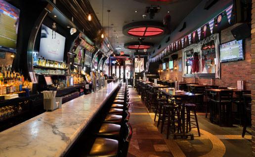 Les meilleurs bars de New York diffusant les matchs de foot